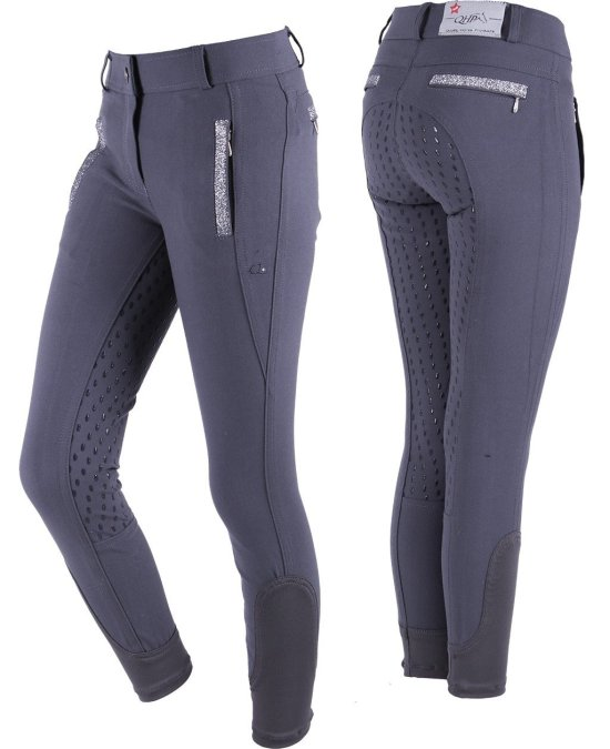 Breeches Mellany Junior anti-slip full Rideudstyr